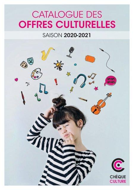 Catalogue des offres culturelles 2020-2021