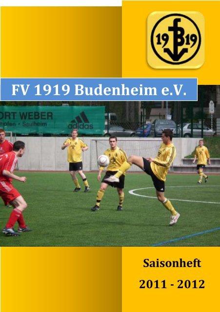 Vielen Dank - FV 1919 Budenheim