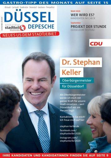 Düssel Depesche 09/2020