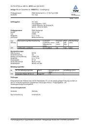 GUTACHTEN zur ABE Nr. 48753 nach §22 Stvzo Anlage 16 zum ...