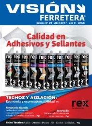Revista Visión Ferretera Edic 29
