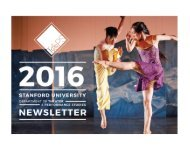 TAPS 2016 Newsletter