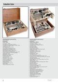 Die Präzisions-Drehmaschine »WW 80 - Prätecma - Seite 5