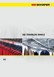 SSI TranSloG SInGle - SSI Schäfer