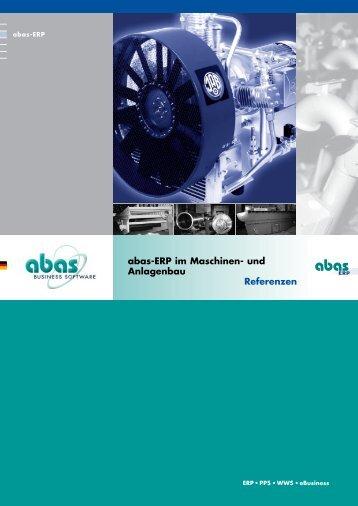 abas-ERP im Maschinen- und Anlagenbau - ABAS Competence ...
