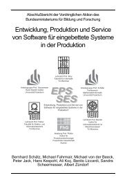 EPS SES EPS SES - Software and Systems Engineering - TUM