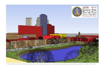 Gunboat Park Plan - Tulsa Graduate College - University of Oklahoma