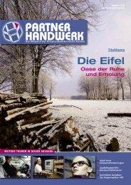 Partner Handwerk 3/2008 - Kreishandwerkerschaft Aachen
