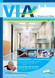 Fassen Sie sich ein Herz: - St. Vincenz Krankenhaus Limburg