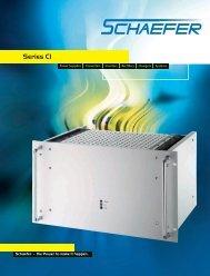 Series CI - Schaefer Converters