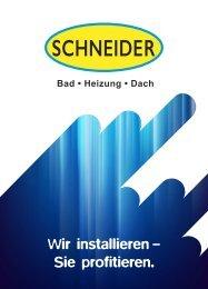 Schneider Haustechnik
