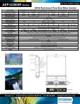 AEP-U2000R Series - Schaefer, Inc. - Page 2