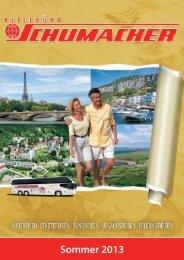 Schatorje Sommer 2013_Layout 1 - Schumacher Reisen