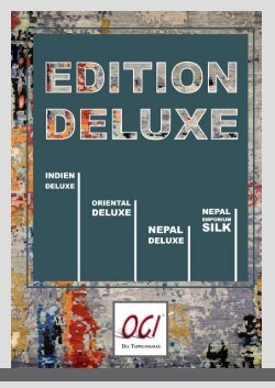 OCI Edition Deluxe Teppiche (Remscheid)
