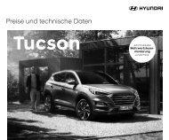 Tucson Facelift TD Stand Juni 2020
