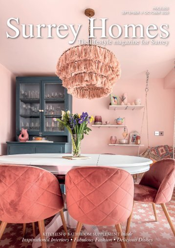 Surrey Homes | SH71 | Sept & Oct 2020 | Kitchen & Bathroom supplement inside