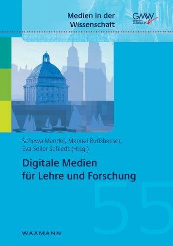 55 Medien in der Wissenschaft - Waxmann Verlag GmbH