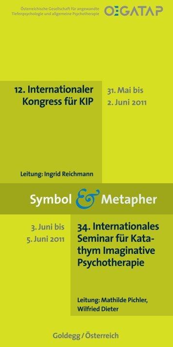 Symbol Metapher - CS KIP