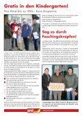 """Erstmals gemeinsame """"1. Mai"""" - bei der SPÖ Trausdorf - Seite 5"""