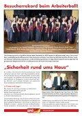 """Erstmals gemeinsame """"1. Mai"""" - bei der SPÖ Trausdorf - Seite 7"""