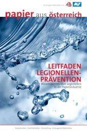 Leitfaden Legionellen-Prävention