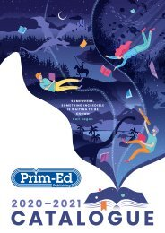 2020-2021 Irish Primary Catalogue - Prim-Ed Publishing