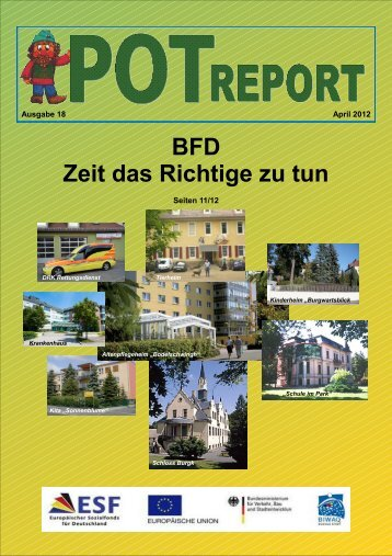 Ausgabe 18 (April 2012) - BIWAQ Freital Start
