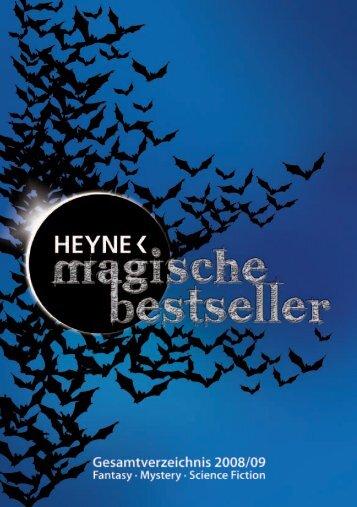Heyne Gesamtverzeichnis - Verlagsgruppe Random House GmbH