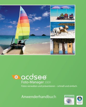 ACDSee Foto-Manager 2009 Anwenderhandbuch