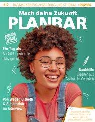 Planbar 12 - Ausgabe 2020