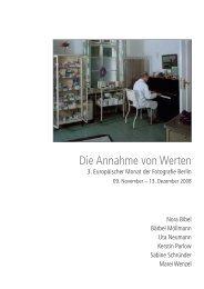 Die Annahme von Werten - Jan Frontzek Kulturmanagement