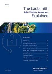 Terra Adriatica's Locksmith Agreement Explained