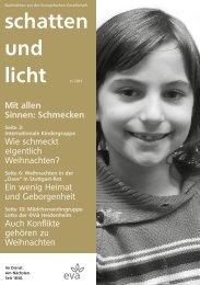 schatten und licht 4/2012 schatten und licht 4/2012 - eva