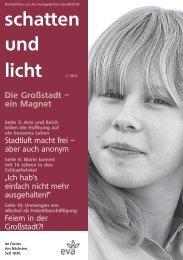 schatten und licht 1/2011 - eva