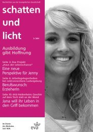 schatten und licht 3/2011 - eva