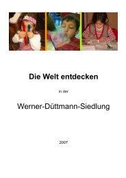 Die Welt entdecken Werner-Düttmann-Siedlung - koduku