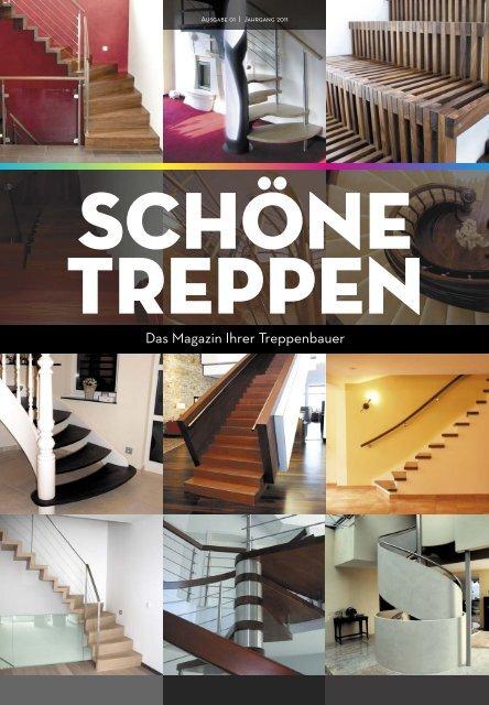 Flyer Schone Treppen Eberhard Bathe Treppenbau