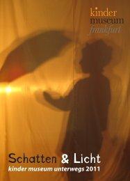 Schatten & Licht - im kinder museum frankfurt