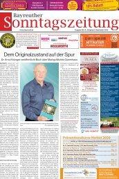 2020-09-13 Bayreuther Sonntagszeitung