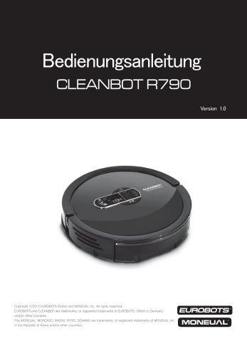 Cleanbot R790 - myRobotcenter