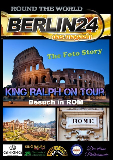 ROM - King Ralph on Tour  Foto Srory