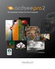 ACDSee Pro 2 Handbuch