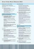 smart grids week - Energiesysteme der Zukunft - Seite 4