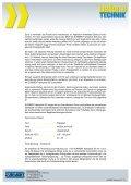 DURIMENT Hydrophob Sil2 SPEZIAL ... - Betontechnik - Seite 2