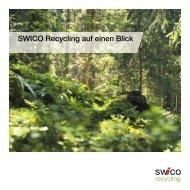 Imagebroschüre - SWICO Recycling
