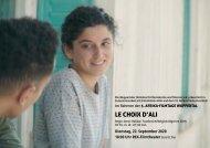 5. Afrika-Filmtage Wuppertal: LE CHOIX D'ALI
