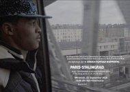 5. Afrika-Filmtage Wuppertal: PARIS-STALINGRAD