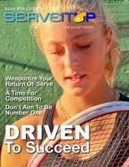 Serveitup Tennis Magazine #56