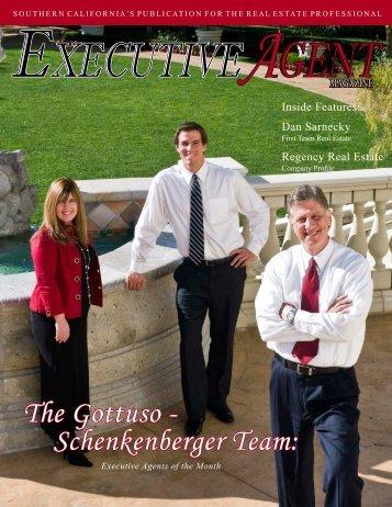 The Gottuso - Schenkenberger Team: - Executive Agent Magazine