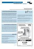 Schweizer Meisterschaften Aerobic, Vereinsturnen Jugend ... - Seite 5